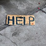 the strength in asking for help