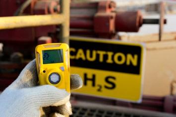hydrogen sulfide (h2s) training