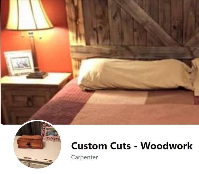 custom cuts - woodwork