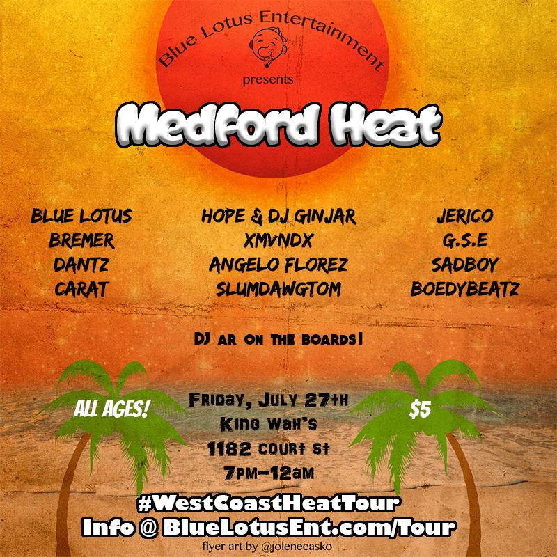 Medford Heat Richy