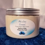 Blue Lotus Essentials whipped shea butter