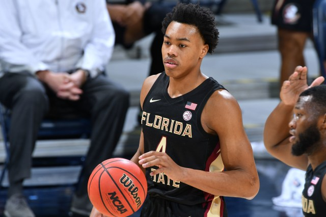 NBA Draft: How Scottie Barnes fits with Golden State Warriors