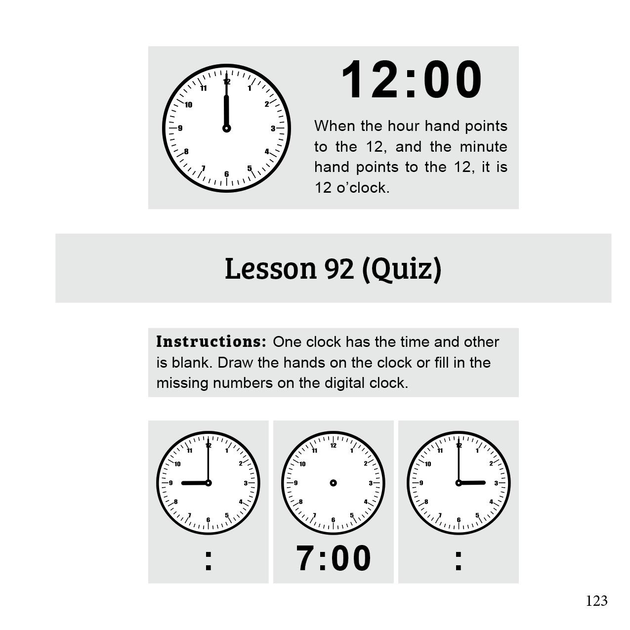 Preschool/Kindergarten Curriculum Set (print)