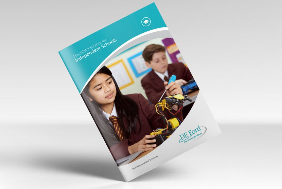 D E Ford sector brochure