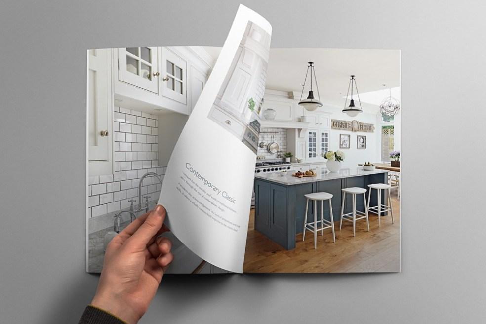 Underwood sales brochure spread