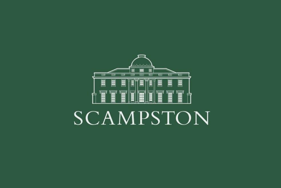 Scampston logo