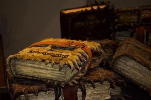"""""""Sem vedel, da knjige grizejo"""", je rekel."""