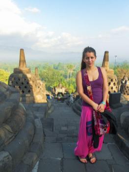 Indonesia, Borabodur