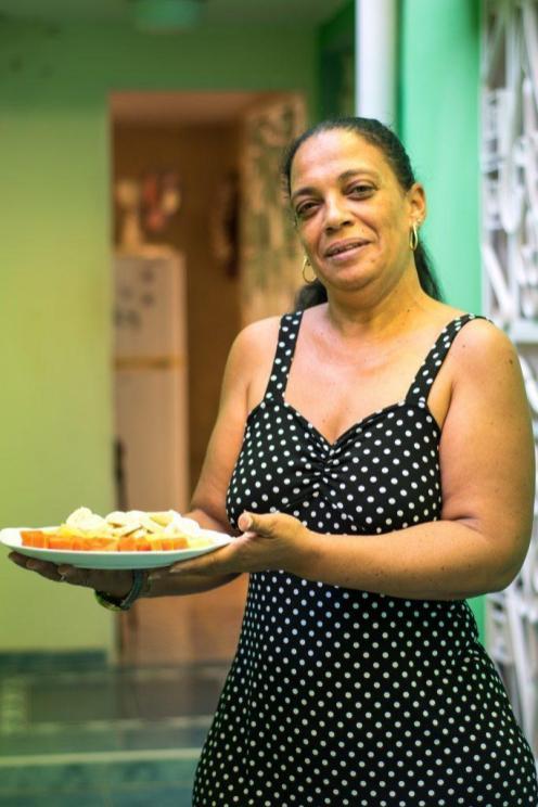 Bruno's aunt