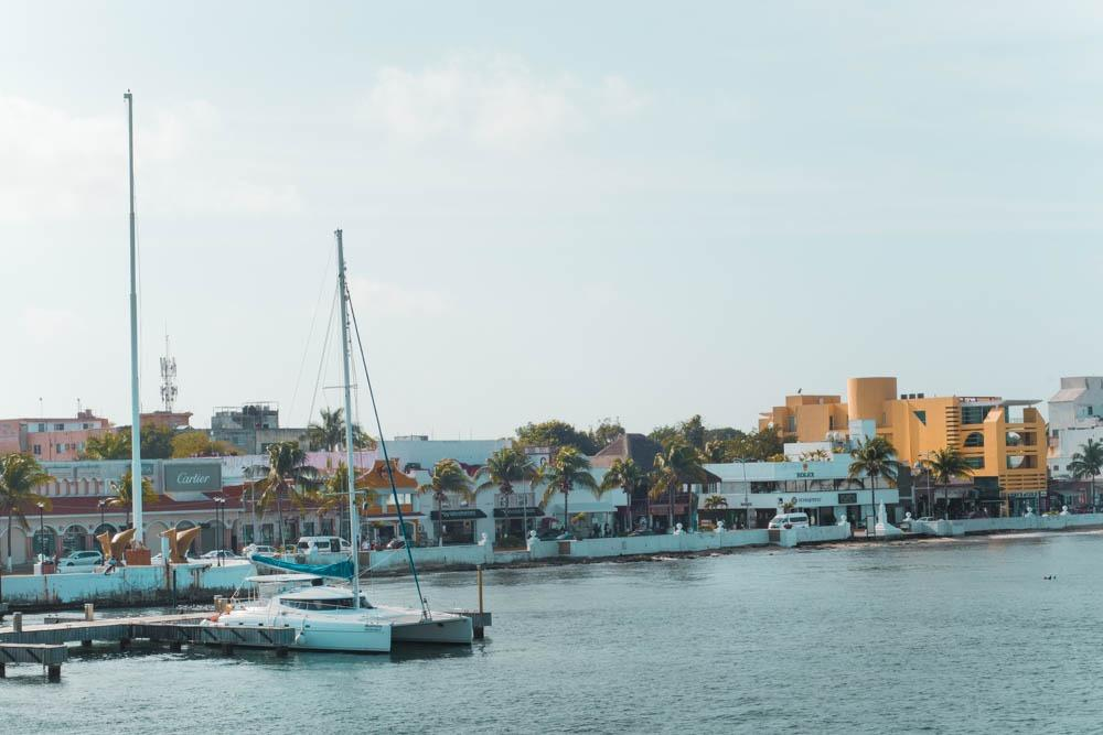 Isla Cozumel (One month Mexico Itinerary)