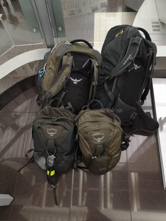 """Svojo prtljago imej vedno """"na radarju"""" (varnost na potovanju)"""
