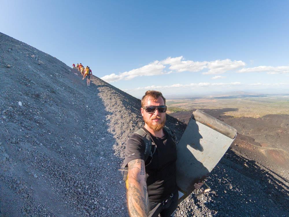 Naša četica koraka (Cerro Negro)