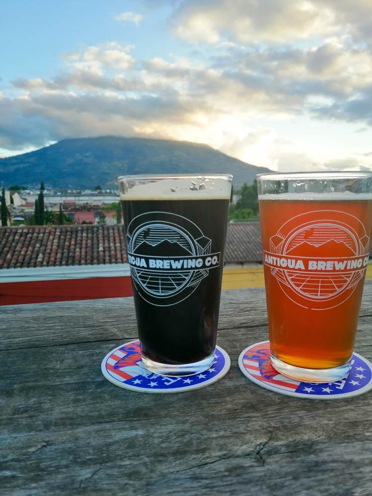 Pivo z najboljšim razgledom!