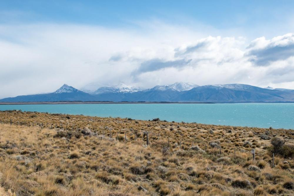 Turkizno Argentinsko jezero