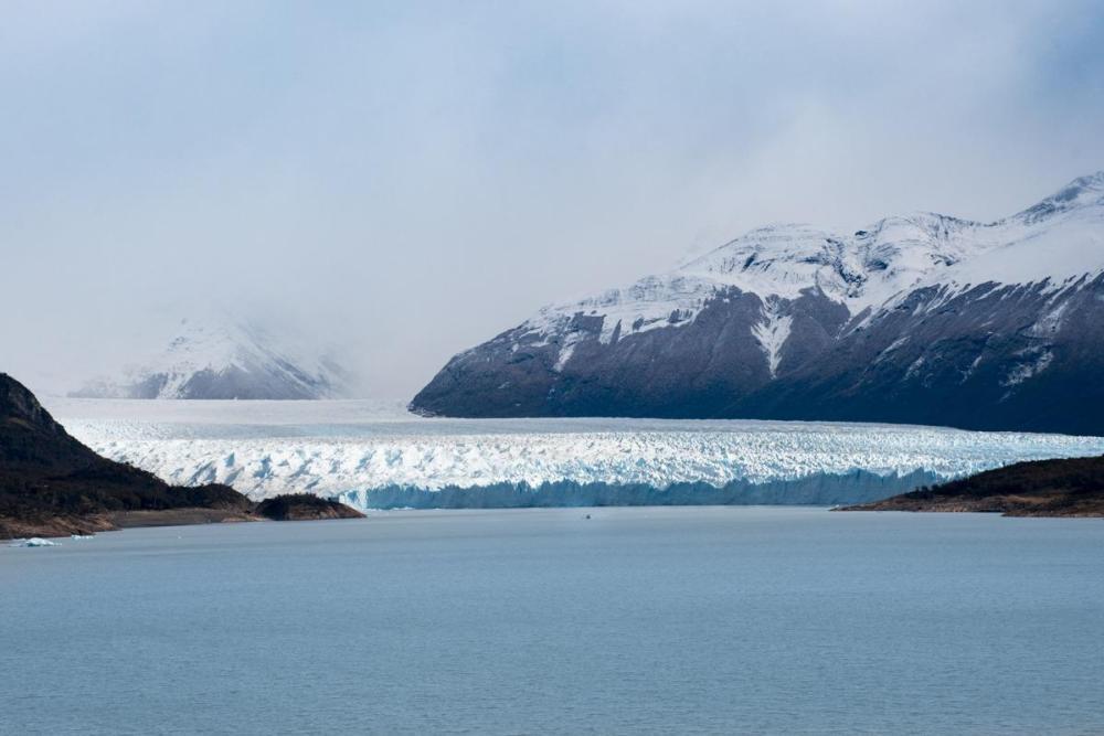Ledenik vs. ladja - PERITO MORENO