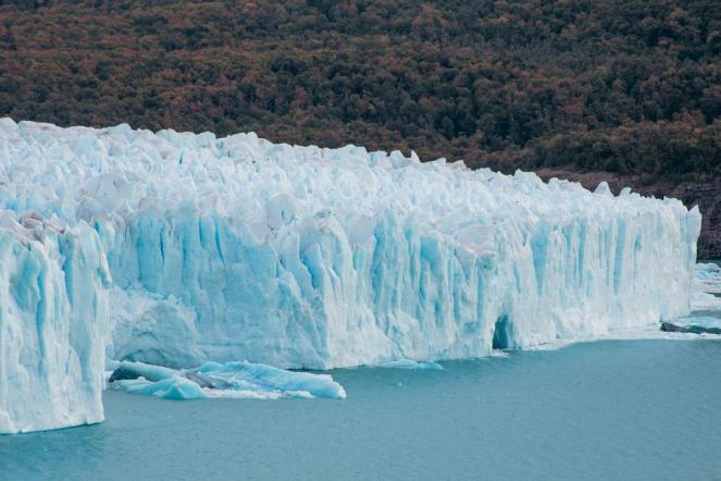 Ledenik od blizu