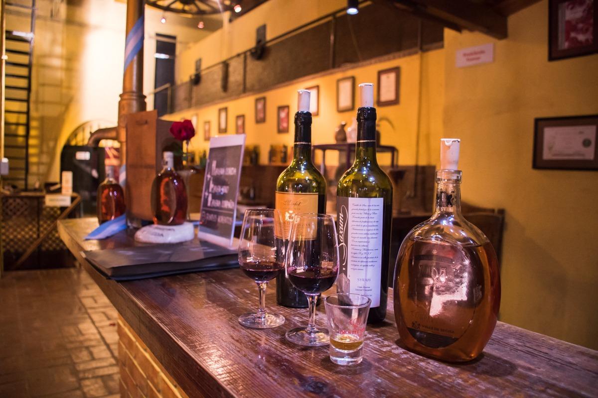 Degustacije vin v Argentin