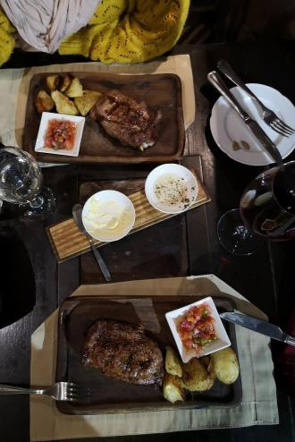 Argentinski steak