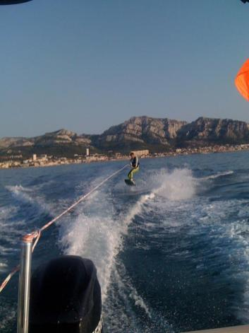 session wakeboard marseille calanque