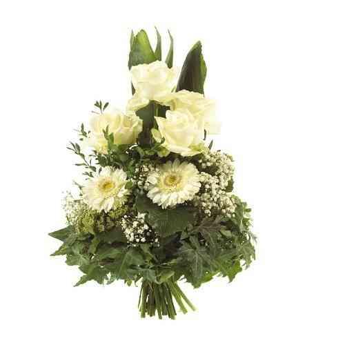 Blumenstrauss Trauer