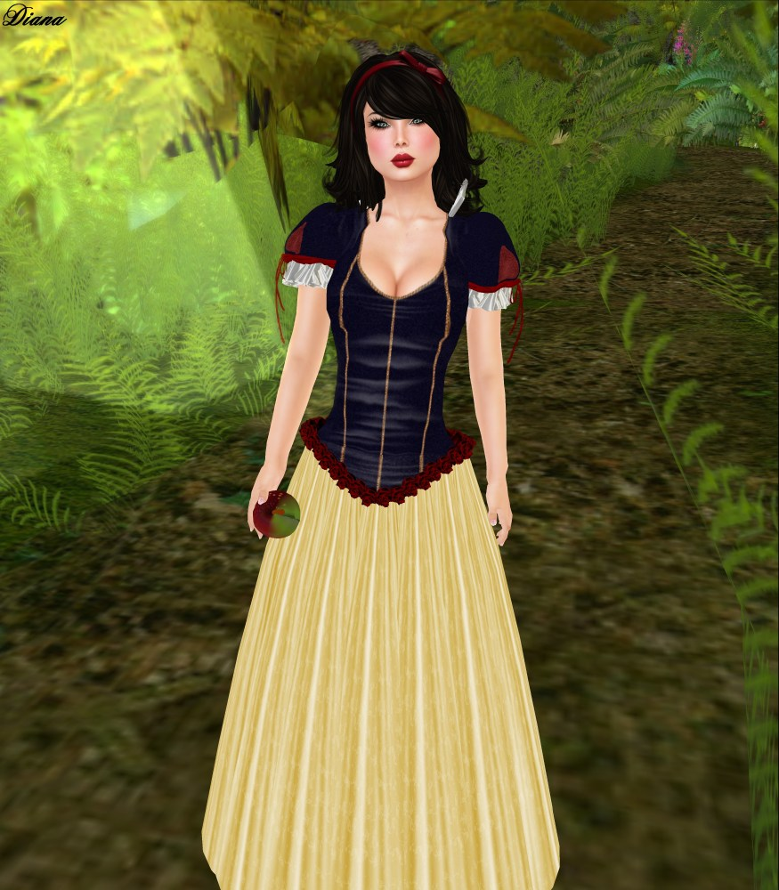 Diana ft.*Belleza*at Fairy Tales (1/4)