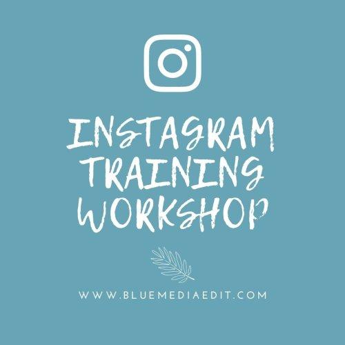 Instagram Training Workshop