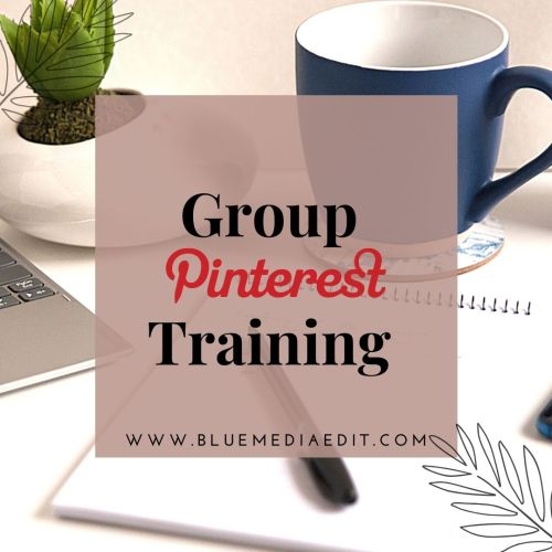 group pinterest training