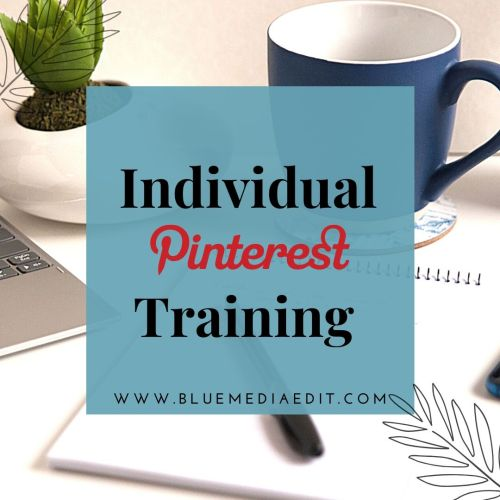 Individual Pinterest Training