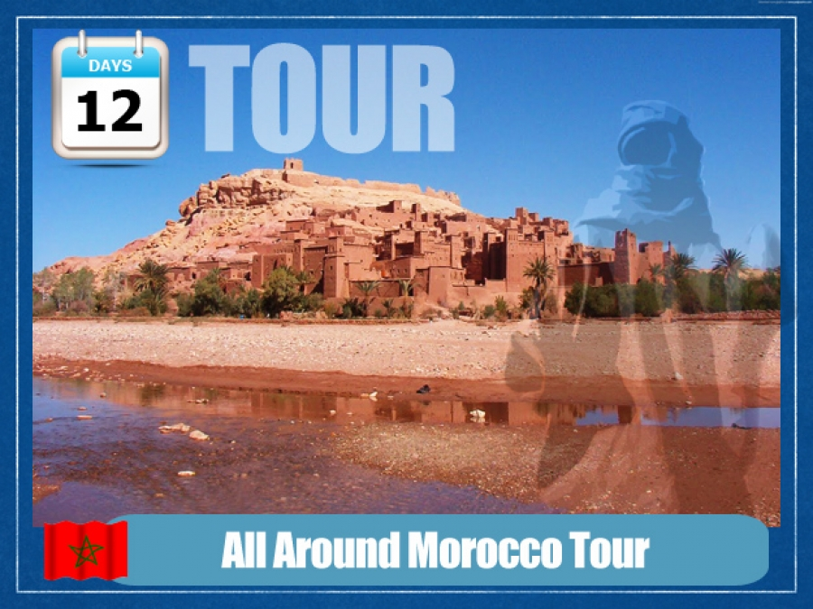 Tour de Marruecos y Alrededores