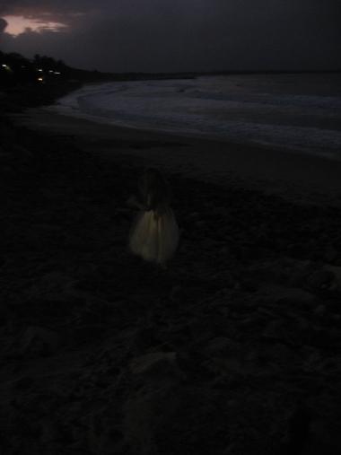 zzb beach at night