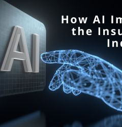 AI benefits to insurance industry