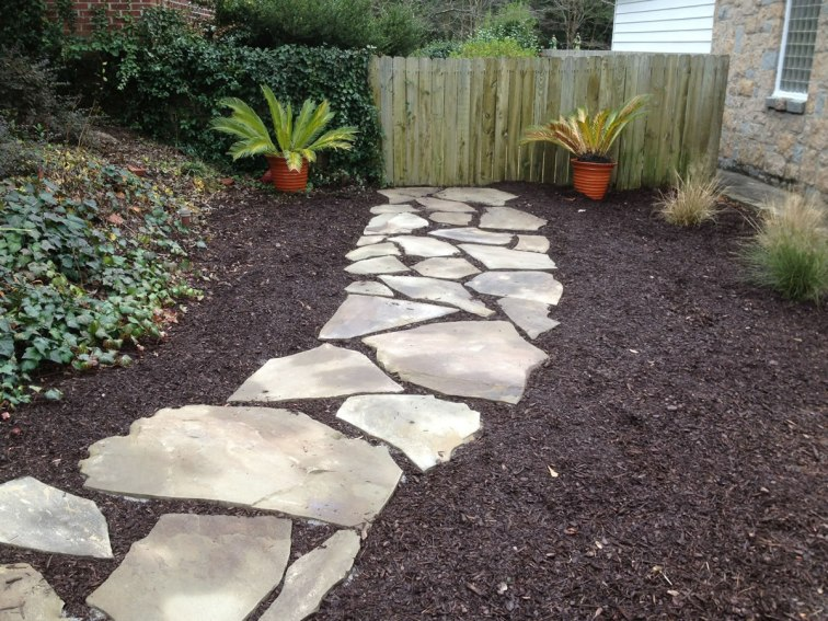 natural-stone-pathway-with-mulch