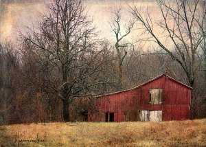 old-red-ky-barn