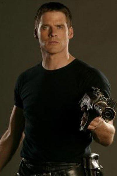Ben Browder as John Chrichton.