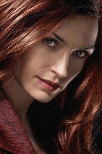 Famke Janssen as Jean Grey / Phoenix.