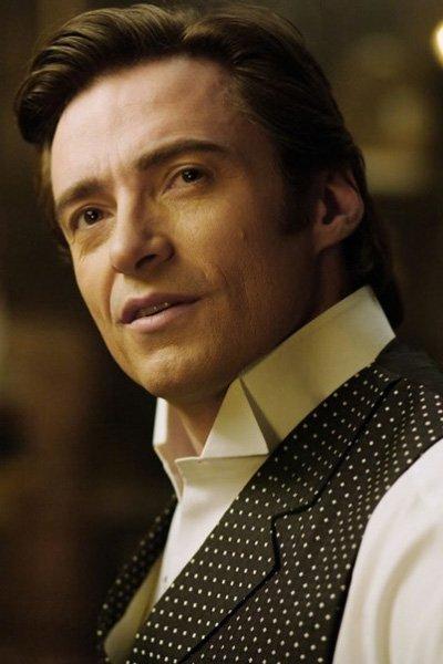 Hugh Jackman as Robert Angier / The Great Danton / Lord Caldlow.