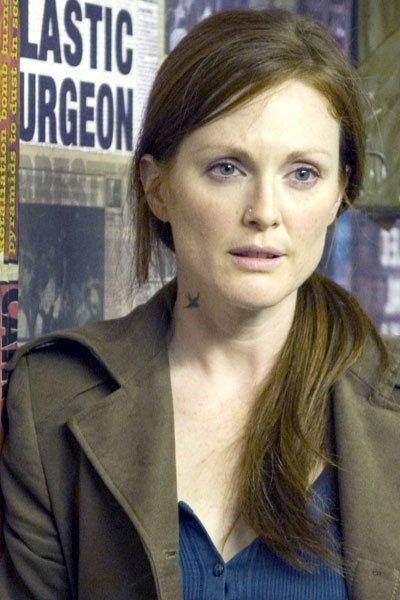 Julianne Moore as Julian.