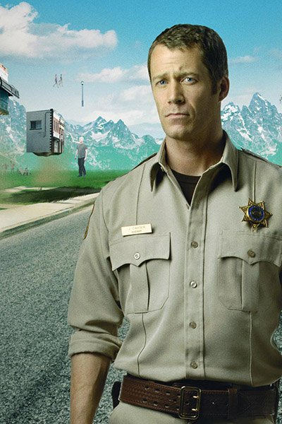 Colin Ferguson as Sheriff Jack Carter