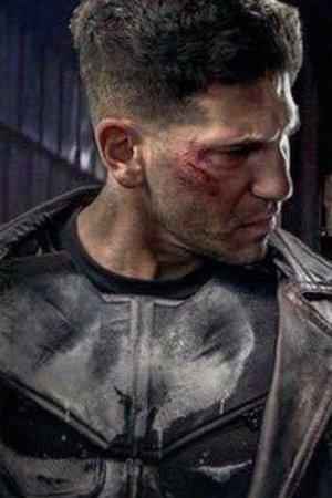 Jon Bernthal as The Punisher.