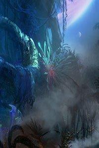 The ultimate Deus Ex Machina, the Planet Pandora.