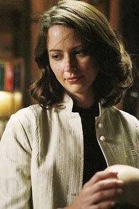 Amy Acker as Dr. Claire Saunders