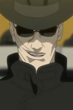 Shadowy government official Gohda from Ghost in the Shell: Stand Alone Complex - 2nd Gig.
