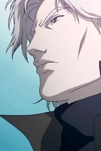 Enigmatic rebel Hideo Kuze from Ghost in the Shell: Stand Alone Complex - 2nd Gig.