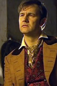 David Morrissey as the titular next Doctor in the Doctor Who Christmas episode