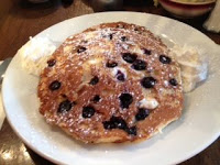 Gluten-Free Chocolate Chip Pancakes_Blue Moon Grill Wakefield via GlutenFreeMeBoston
