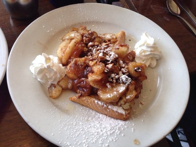 Stuffed French Toast_Blue Moon Grill via Yelp by Medok S.