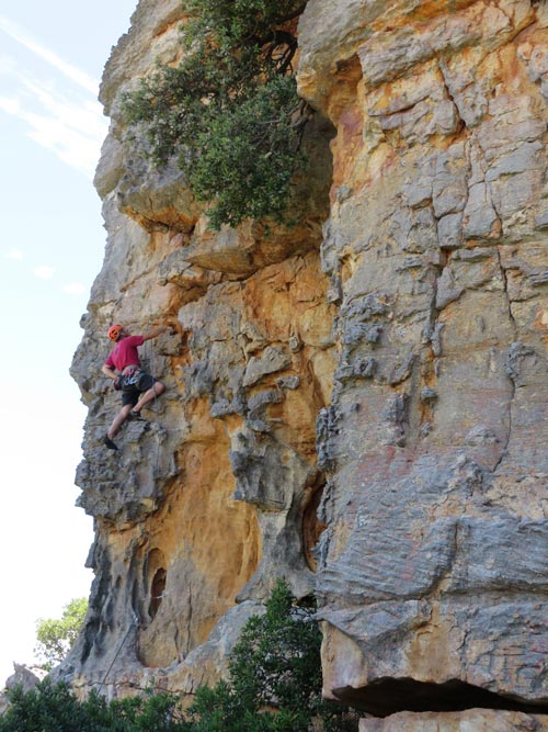 Guided Climbing South Africa_Rocklands_5