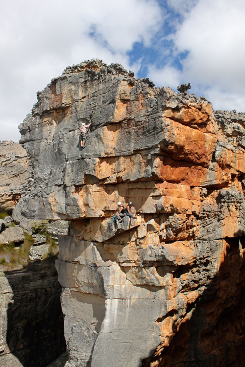 Guided Climbing South Africa_Wolfberg_12