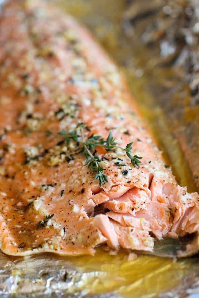 5 ways to cook salmon in tin foil |