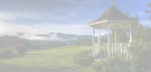 Gazebo at Blue Mountain Mist